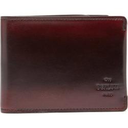 Berluti - Essentiel Bi Tonal Venezia Leather Bi Fold Wallet - Mens - Black found on MODAPINS from Matches UK for USD $632.26