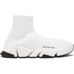Balenciaga - Speed 2.0 Trainers - Mens - White found on Bargain Bro UK from Matches UK