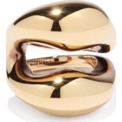 Chloé - Trudie Ring - Womens - Gold found on Bargain Bro UK from Matches UK