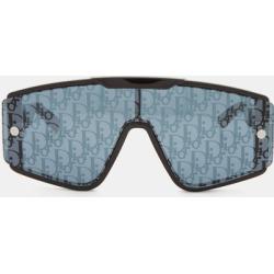 Dior - Diorxtrem Monogram Mask Acetate Sunglasses - Mens - Black found on Bargain Bro UK from Matches UK