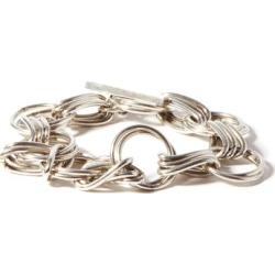 Saint Laurent - Saharien Multi-link Bracelet - Mens - Silver found on Bargain Bro UK from Matches UK