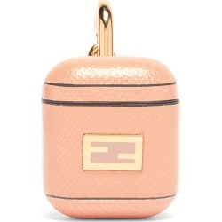 Fendi - Ff-logo Snakeskin Airpods Case - Womens - Pink found on Bargain Bro Philippines from Matches Global for $490.00