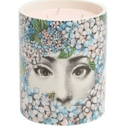 Fornasetti - Ortensia Flora-scented Medium Candle - Multi found on MODAPINS from MATCHESFASHION.COM - AU for USD $259.96