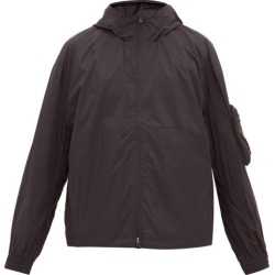 Y-3 - Zip-through Technical Hooded Track Jacket - Mens - Black found on Bargain Bro India from MATCHESFASHION.COM - AU for $231.88