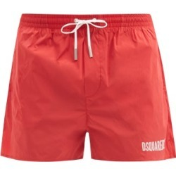 Dsquared2 - Logo-print Swim Shorts - Mens - Red found on Bargain Bro UK from Matches UK