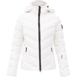 Bogner Fire+ice - Sassy Quilted Down Ski Jacket - Womens - White found on Bargain Bro Philippines from MATCHESFASHION.COM - AU for $395.37