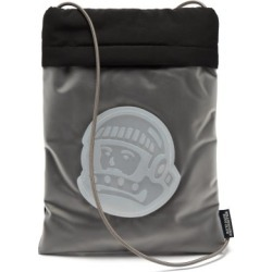 Billionaire Boys Club - Astro Logo-patch Reflective-nylon Bag - Mens - Black found on MODAPINS from Matches UK for USD $106.45