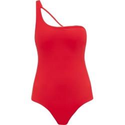 Jade Swim - Maillot de bain asymétrique en jersey Apex