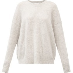 Allude - Pull oversize en cachemire à col rond found on MODAPINS from matchesfashion.com fr for USD $547.30