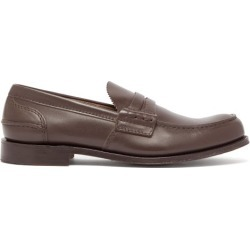 Church's - Mocassins en cuir Pembrey found on Bargain Bro Philippines from matchesfashion.com fr for $715.00