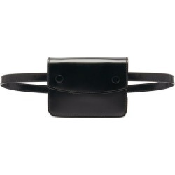Maison Margiela - Leather Wallet Belt - Mens - Black found on Bargain Bro Philippines from MATCHESFASHION.COM - AU for $816.15