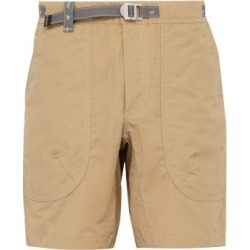 And Wander - Reflective Belted Technical Shorts - Mens - Beige found on Bargain Bro India from MATCHESFASHION.COM - AU for $108.33