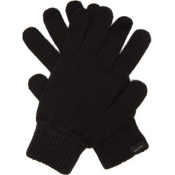 Paul Smith - Cashmere-blend Gloves - Mens - Black found on Bargain Bro UK from Matches UK