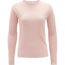 Allude - Pull col rond en laine côtelée found on MODAPINS from matchesfashion.com fr for USD $172.90