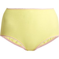 Araks - Culotte en coton taille haute Mabel found on MODAPINS from matchesfashion.com fr for USD $57.20