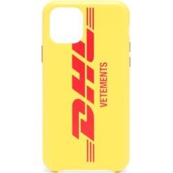 Vetements - Dhl-print Leather Iphone® 11 Pro Case - Mens - Multi
