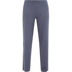 Skin - Kamala Infused Cotton-blend Pyjama Trousers - Womens - Navy found on Bargain Bro India from Matches Global for $190.00