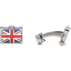 Paul Smith - Union Jack Metal Cufflinks - Mens - Silver Multi found on Bargain Bro UK from Matches UK