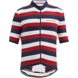 Café Du Cycliste - Francine Jersey Cycling Top - Mens - Red Multi found on Bargain Bro Philippines from Matches Global for $170.00
