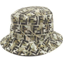 Fendi - Ff-monogram Technical Bucket Hat - Mens - Multi found on Bargain Bro UK from Matches UK
