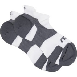 2xu - Vectr Cushion Trainer Socks - Mens - White Multi found on Bargain Bro Philippines from MATCHESFASHION.COM - AU for $17.29