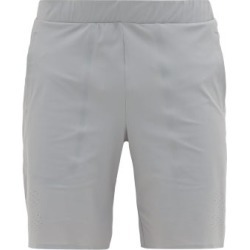 Castore - Vented Technical Running Shorts - Mens - Grey found on Bargain Bro India from MATCHESFASHION.COM - AU for $63.89