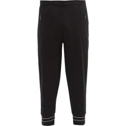 Neil Barrett - Logo-print Cotton-blend Track Pants - Mens - Black found on Bargain Bro UK from Matches UK
