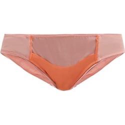 Araks - Liselott Cotton Briefs - Womens - Pink found on MODAPINS from Matches Global for USD $62.00