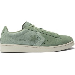 Converse - Pro Leather Suede Trainers - Mens - Green found on Bargain Bro UK from Matches UK
