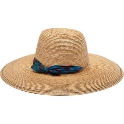 Lola Hats - Windsock Straw Hat - Womens - Beige