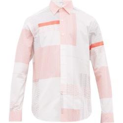 Loewe - Logo-print Cotton Shirt - Mens - White Multi found on Bargain Bro UK from Matches UK
