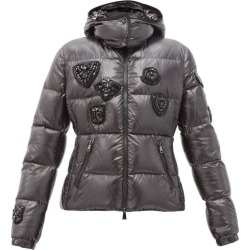 Moncler - Veste en duvet technique et perle à capuche Ouanne found on Bargain Bro India from matchesfashion.com fr for $2925.00