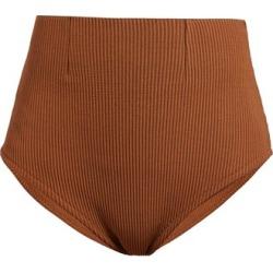 Haight - Amanda High-rise Bikini Briefs - Womens - Camel found on Bargain Bro UK from Matches UK