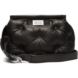 Maison Margiela - Glam Slam Quilted Leather Bag - Womens - Black found on Bargain Bro from Matches UK for £1353