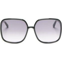 Dior - Diorsostellaire Square Acetate Sunglasses - Womens - Black found on Bargain Bro UK from Matches UK
