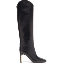 Jil Sander - Nappa-leather Knee-high Boots - Womens - Black found on Bargain Bro UK from Matches UK