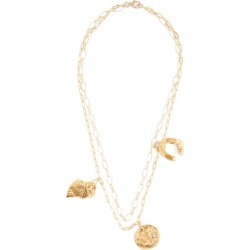 Alighieri - The Treasured Everything 24kt Gold-plated Necklace - Womens - Gold found on Bargain Bro from Matches UK for £644