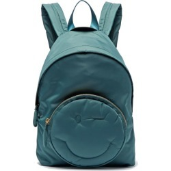 Anya Hindmarch - Chubby Wink Backpack - Womens - Dark Green found on MODAPINS from Matches Global for USD $385.00