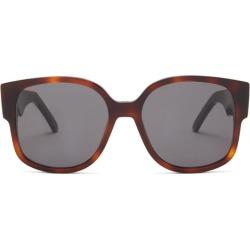 Dior - Wildior Round Tortoiseshell-effect Sunglasses - Womens - Tortoiseshell found on Bargain Bro UK from Matches UK