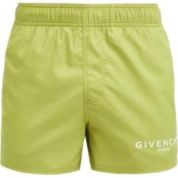 Givenchy - Logo-printed Swim Shorts - Mens - Khaki found on Bargain Bro Philippines from MATCHESFASHION.COM - AU for $475.36