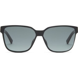 Dior Eyewear - Diorflag D-frame Acetate Sunglasses - Mens - Black found on Bargain Bro UK from Matches UK