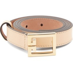 Givenchy - Gv3 Leather Belt - Womens - Brown found on Bargain Bro Philippines from MATCHESFASHION.COM - AU for $365.66