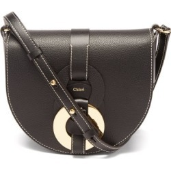 Chloé - Darryl Grained-leather Cross-body Bag - Womens - Black found on Bargain Bro UK from Matches UK