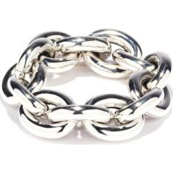 Bottega Veneta - Chunky Sterling-silver Bracelet - Womens - Silver found on Bargain Bro UK from Matches UK