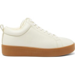 Bottega Veneta - Terry-lined Nappa-leather Trainers - Mens - Beige found on Bargain Bro UK from Matches UK