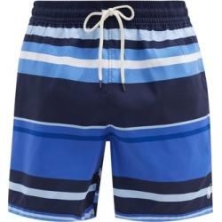 Polo Ralph Lauren - Traveller Striped Swim Shorts - Mens - Blue Multi found on Bargain Bro UK from Matches UK