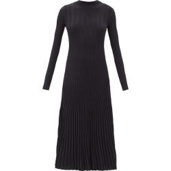 Max Mara - Nausica Dress - Womens - Navy found on Bargain Bro UK from Matches UK