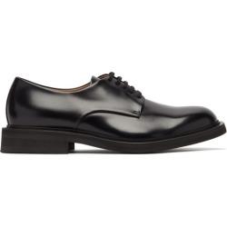 Bottega Veneta - The Level Leather Derby Shoes - Mens - Black found on Bargain Bro UK from Matches UK