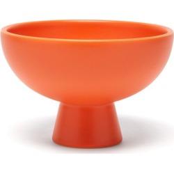 Raawii - Strøm Medium Ceramic Bowl - Orange found on Bargain Bro UK from Matches UK