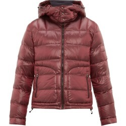 49 Winters - Quilted-down Hooded Jacket - Mens - Burgundy found on Bargain Bro India from MATCHESFASHION.COM - AU for $409.03